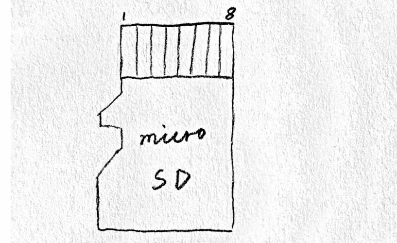 micro SD卡